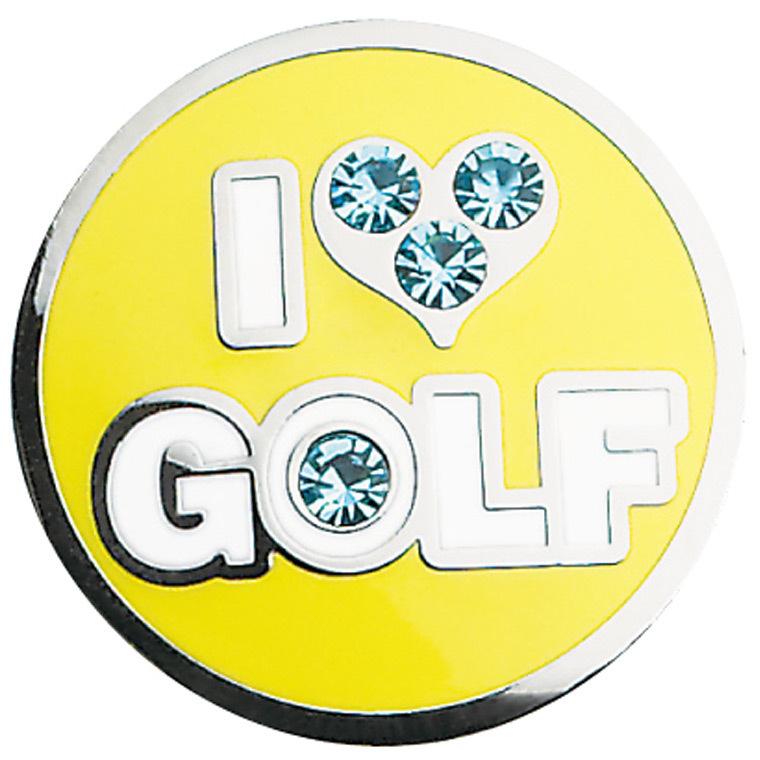 メガマーカー I LOVE GOLF