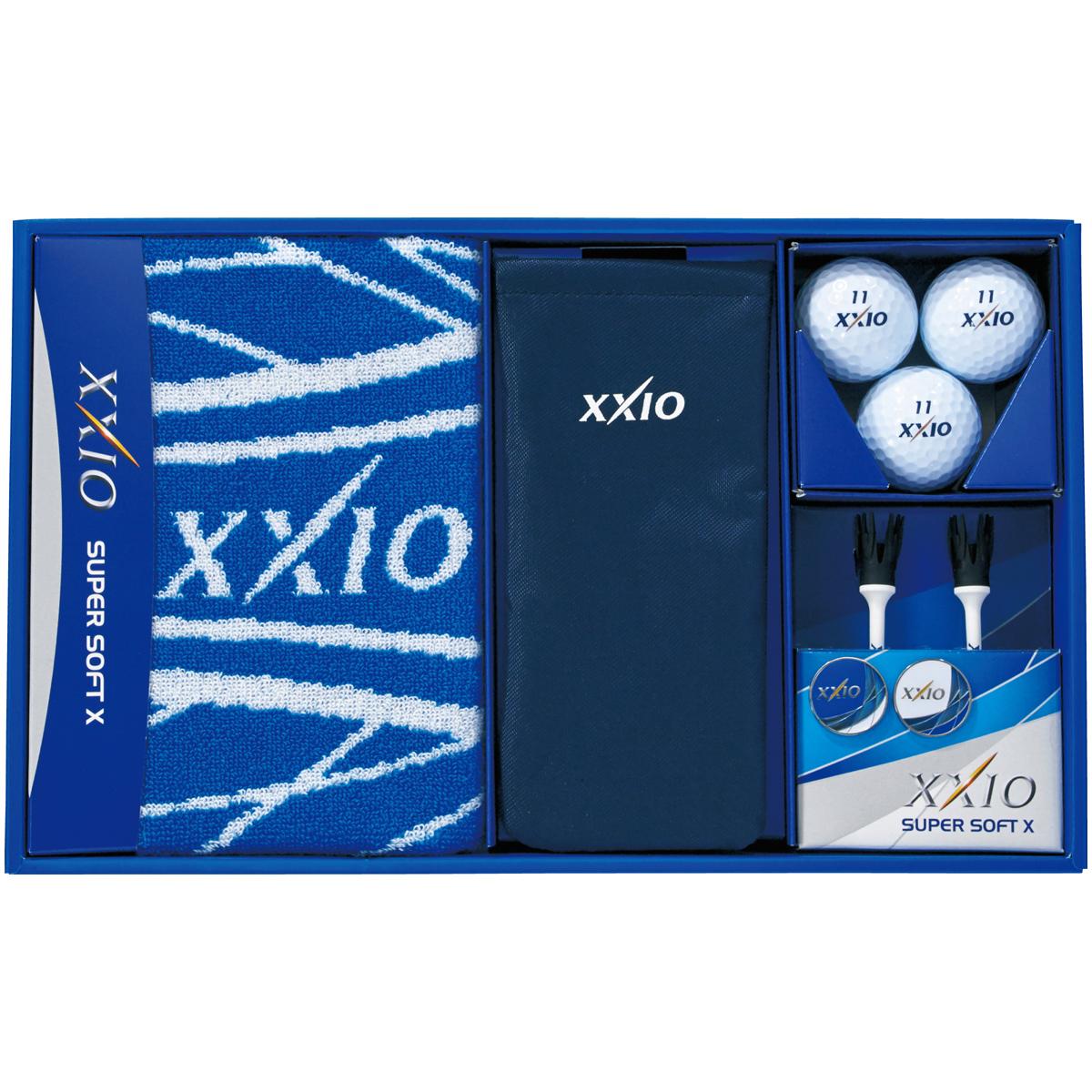 ゼクシオ SUPER SOFT X ボールギフト