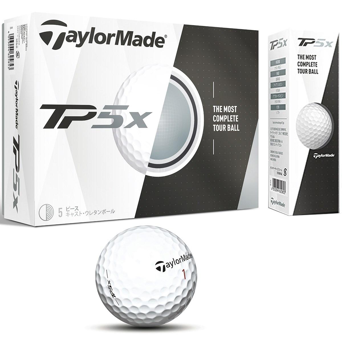 テーラーメイド(Taylor Made) TP5X ボール