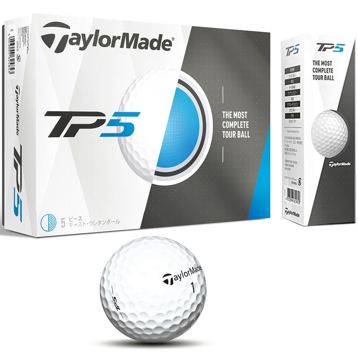 テーラーメイド(Taylor Made) TP5 ボール