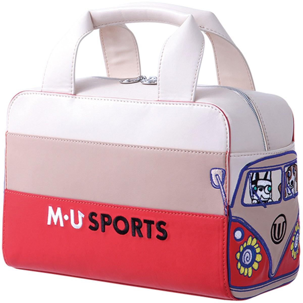 MUスポーツ ラウンドバッグ