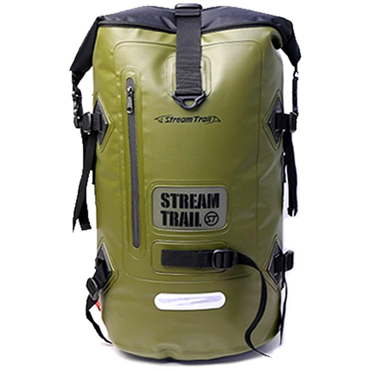 ストリームトレイル Stream Trail DRY TANK-40L D2 バックパック オリーブドラブ