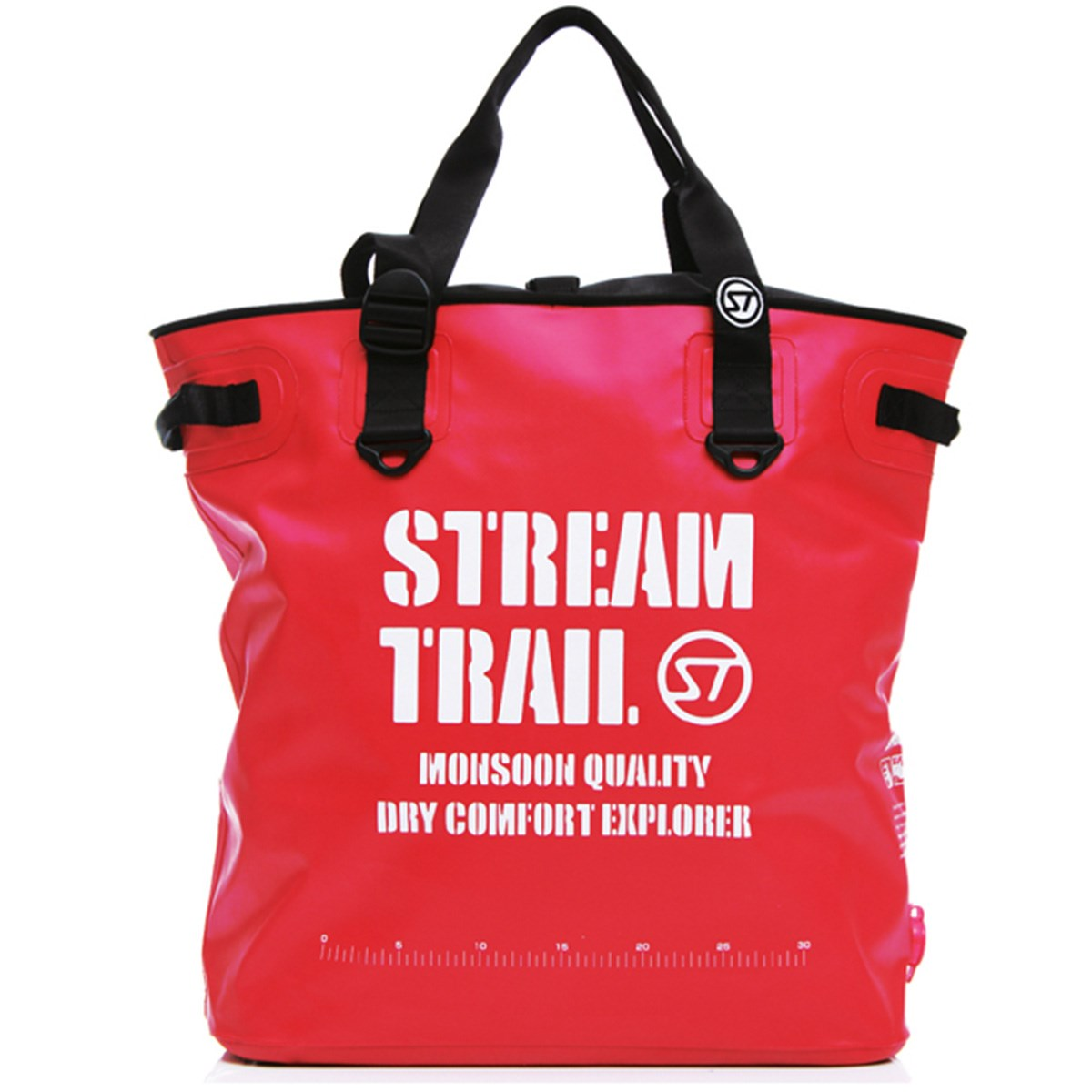 ストリームトレイル Stream Trail MARCHE DX-0 トートバッグ レッド