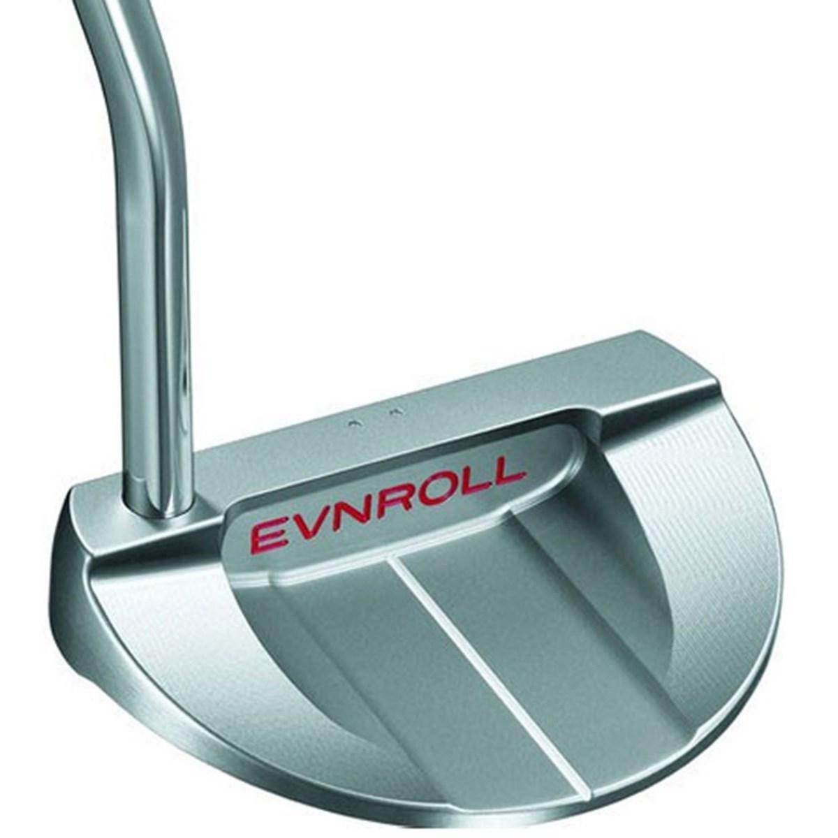 イーブンロール EVNROLL ER8 パター シャフト:FST.370 シングルベンド 34inch 【USモデル】