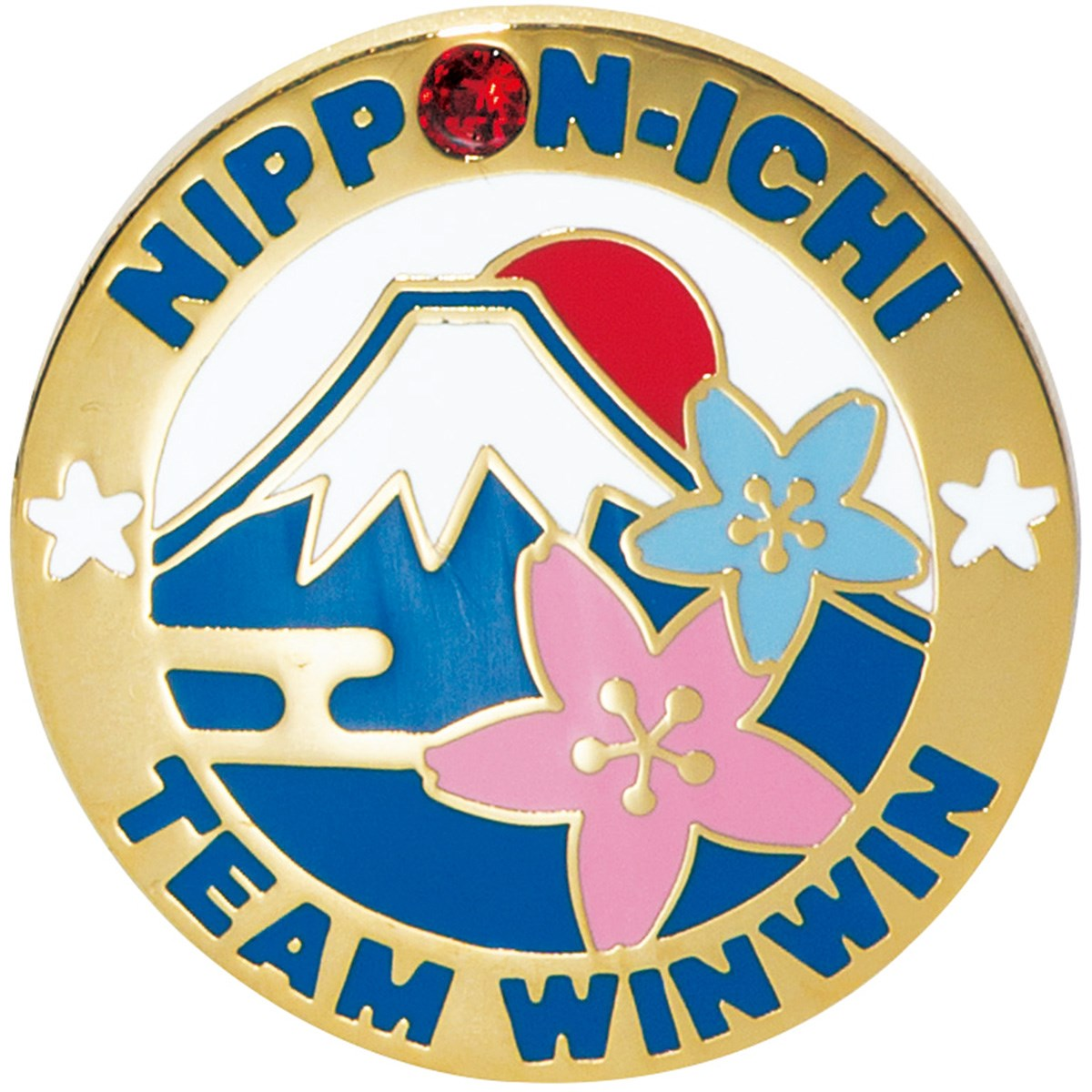 WINWIN STYLE ウィンウィンスタイル Mt.FUJI Gold Ver.マーカー ゴールド