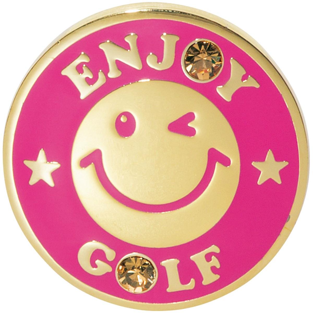 WINWIN STYLE ウィンウィンスタイル ENJOY GOLF Gold Ver. マーカー ローズ