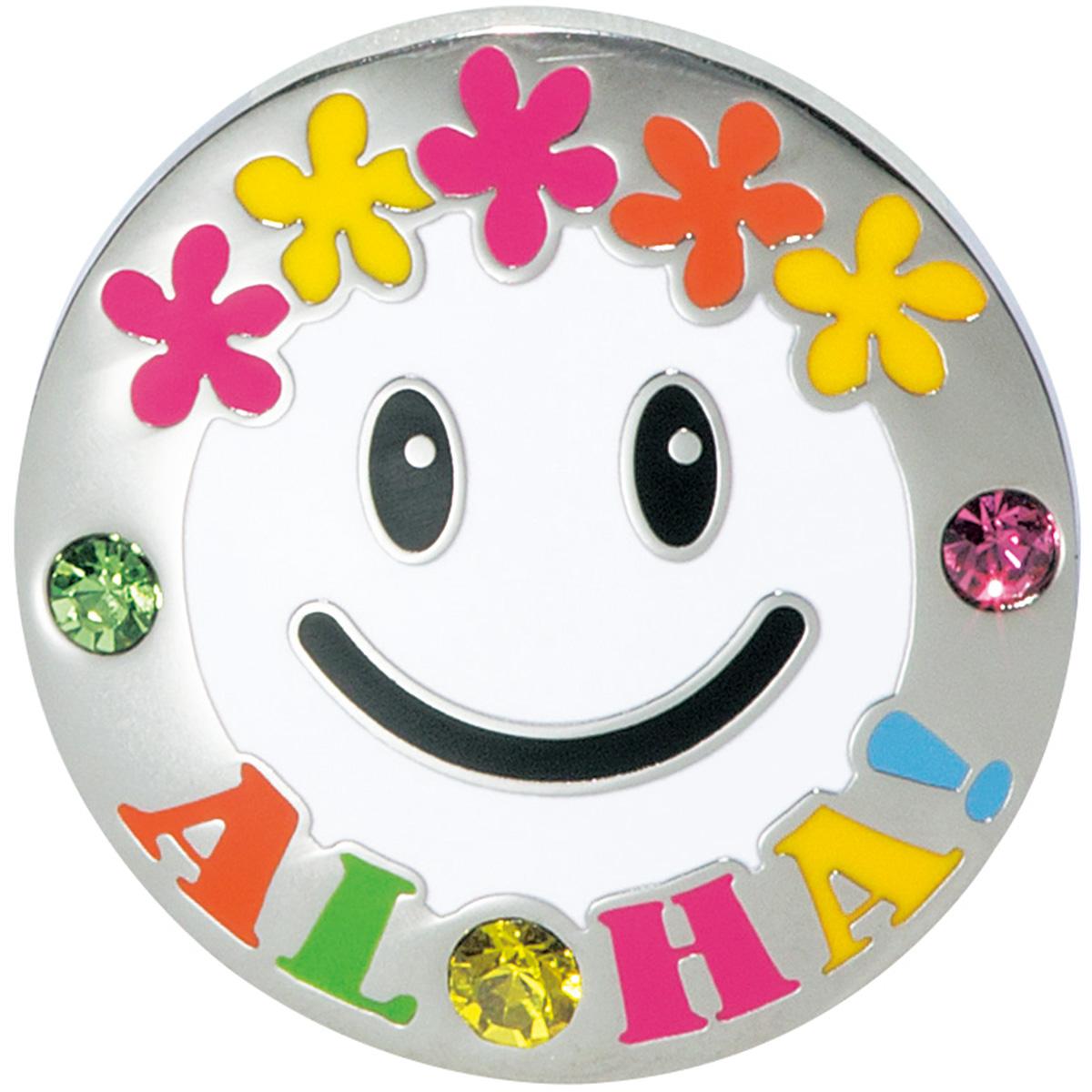 ALOHA SMILE マーカー