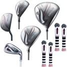 <ゴルフダイジェスト> ヨネックス フィオーレ クラブセット(9本セット) レディース ゴルフ画像