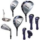 <ゴルフダイジェスト> ミズノ ジュニアモデルクラブセット 120タイプ(10本セット) ゴルフ画像