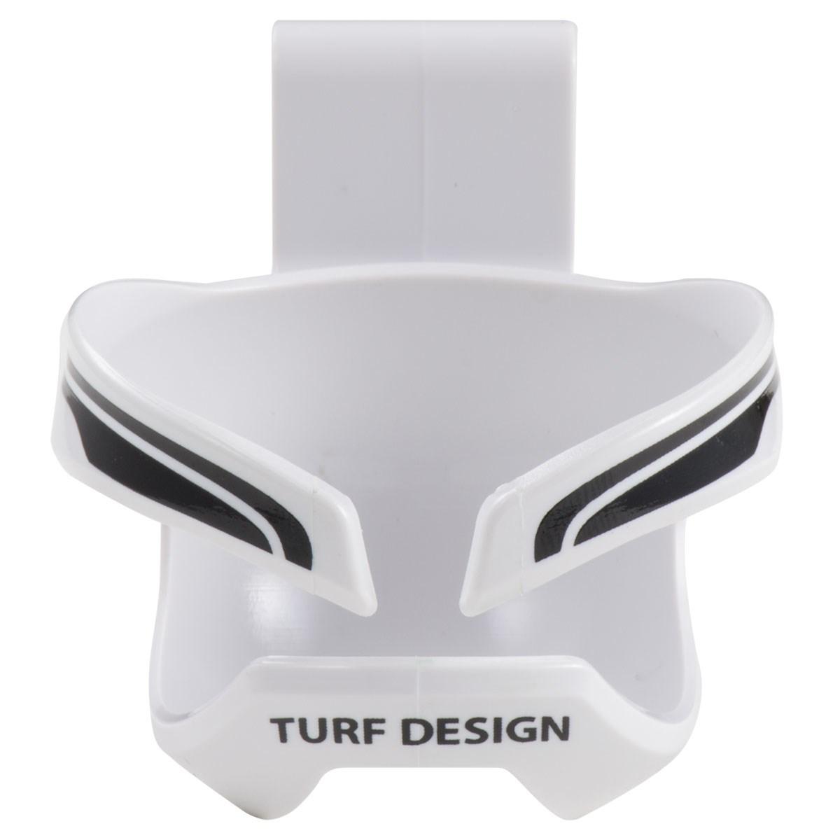 ターフデザイン TURF DESIGN ボールクロー ホワイト/ブラック