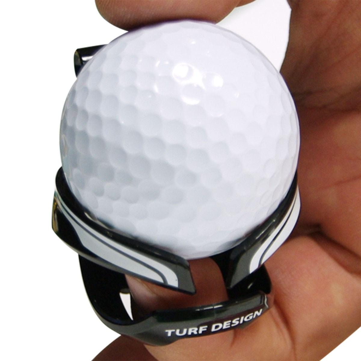 ターフデザイン TURF DESIGN ボールクロー ブラック/ホワイト