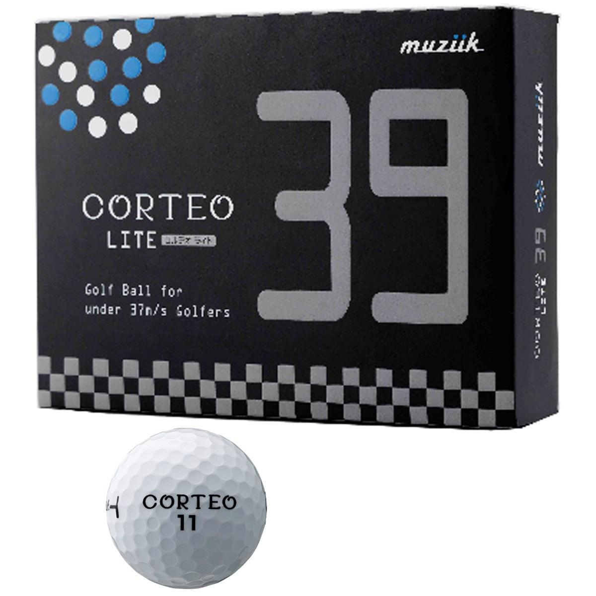 ムジーク コルテオライト39 ボール