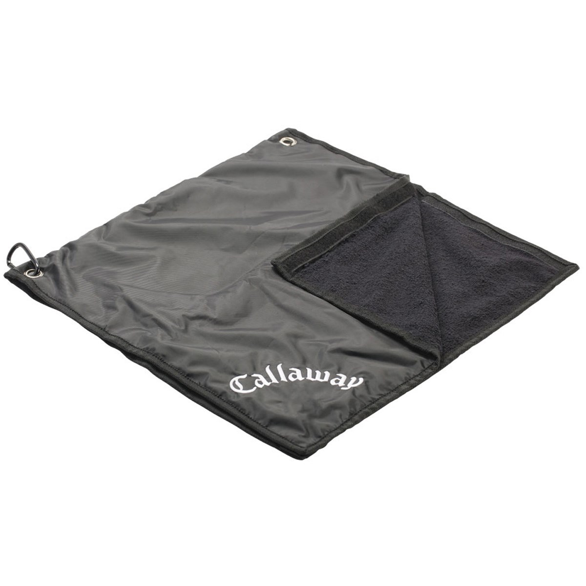 キャロウェイゴルフ Callaway Golf RAIN HOOD タオル ブラック