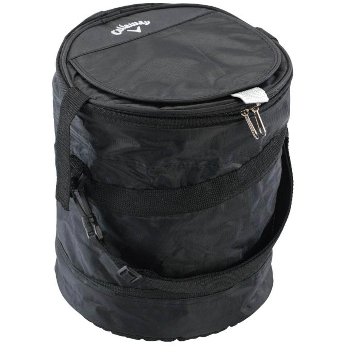 キャロウェイゴルフ Callaway Golf ドラム型クーラーバッグ ブラック