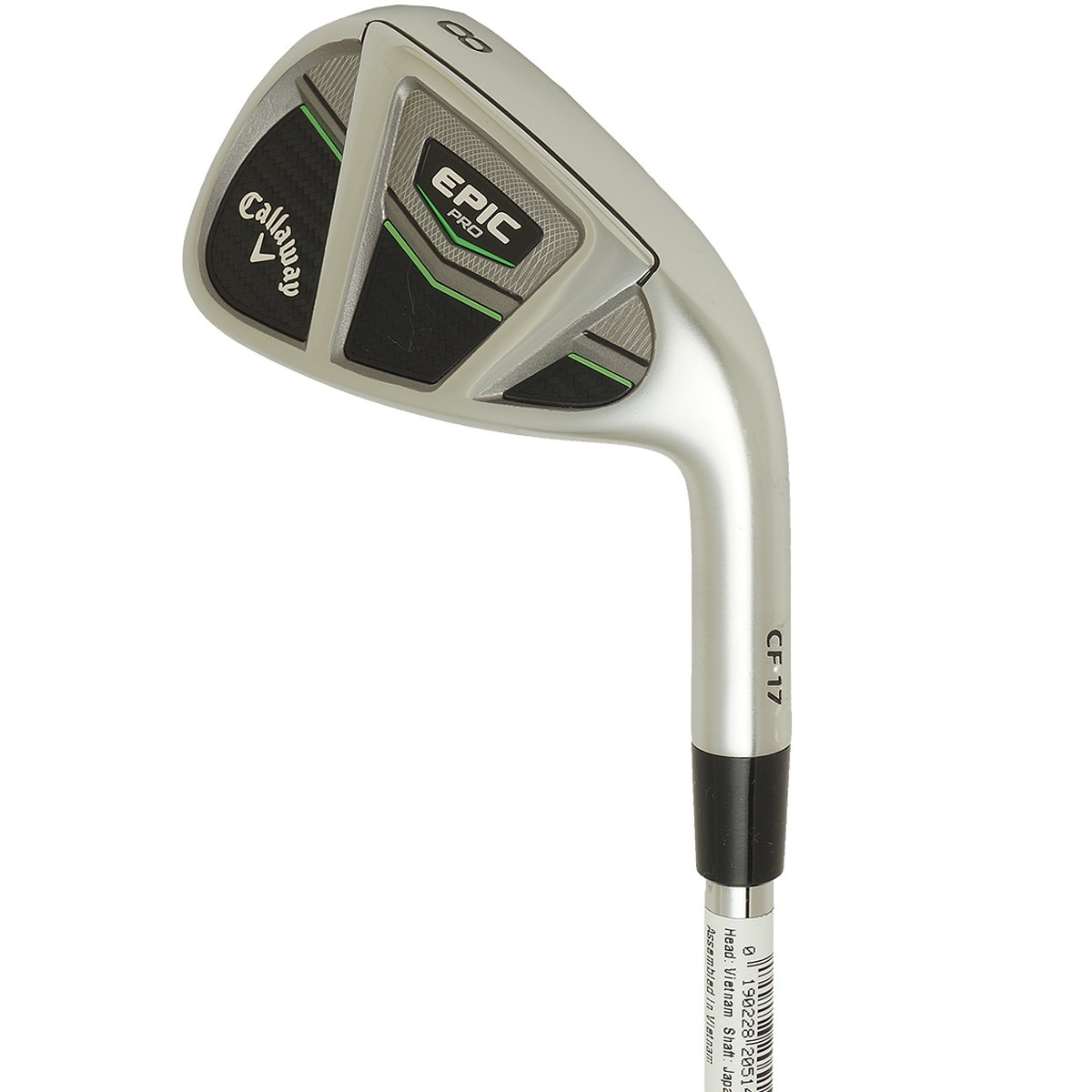 キャロウェイゴルフ(Callaway Golf) GBB EPIC PRO アイアン(6本セット) N.S.PRO MODUS3 TOUR 120