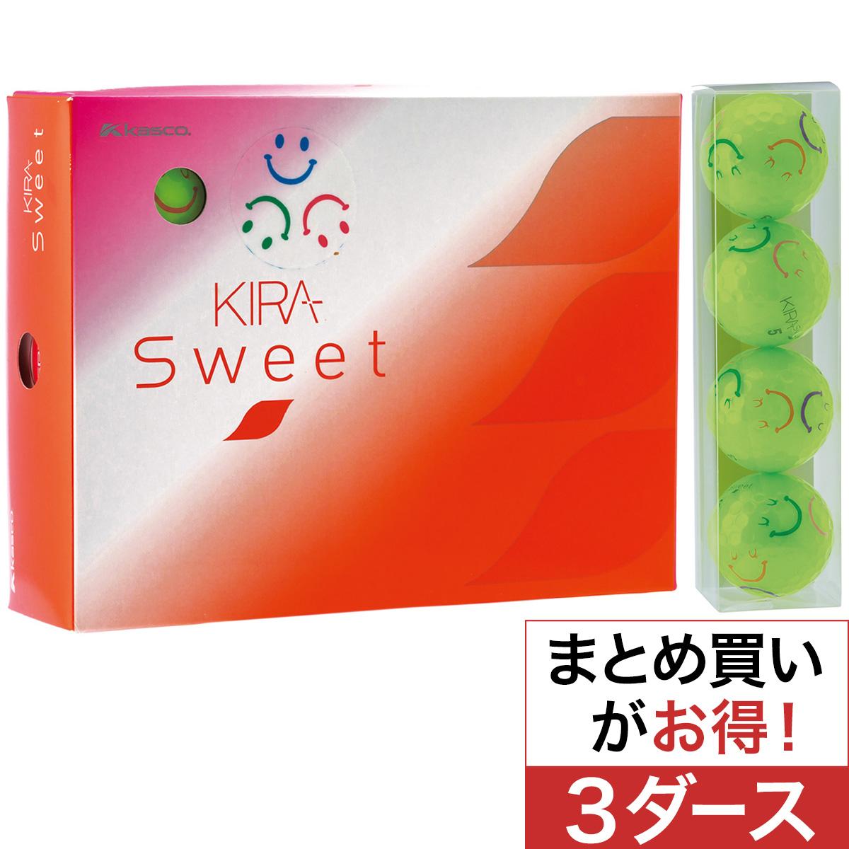 KIRA SWEET フルキャラボール 3ダースセットレディス