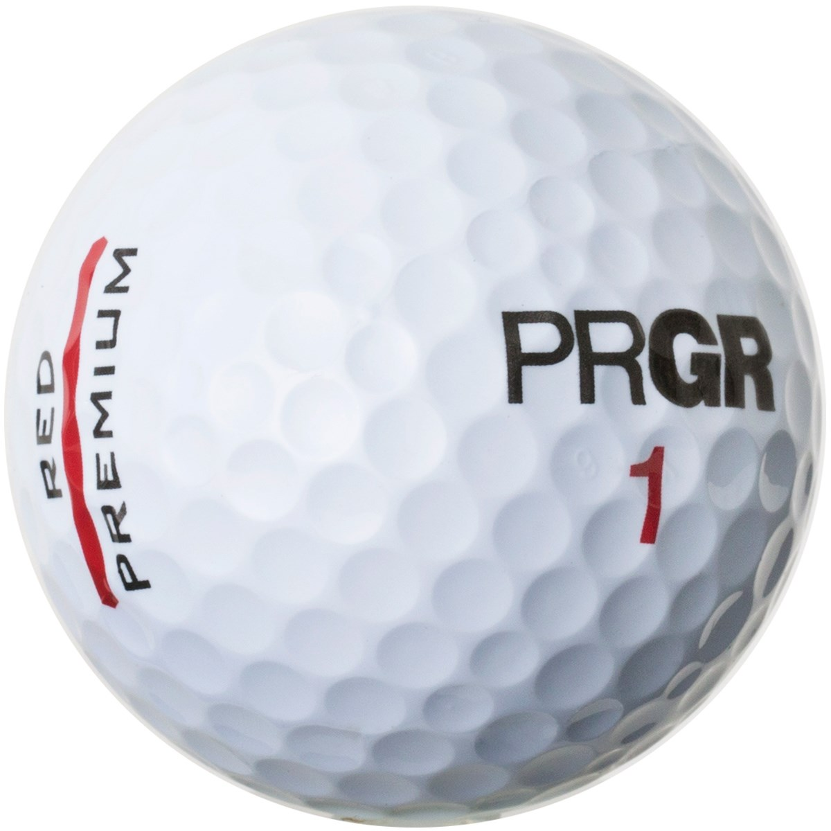 プロギア(PRGR) RED PREMIUM ボール 半ダース