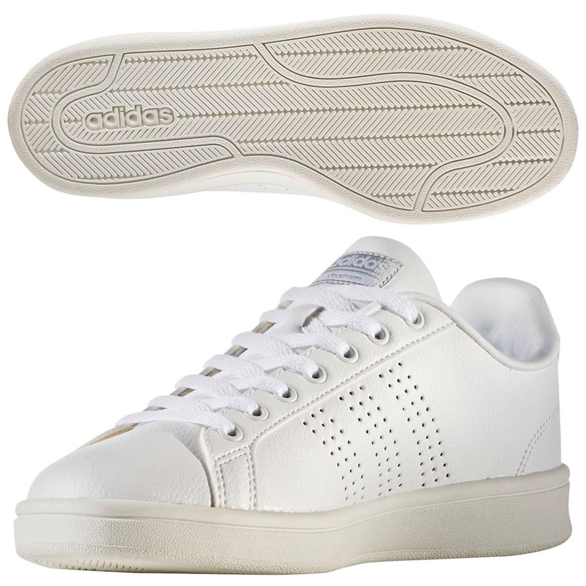 アディダス(adidas) CLOUDFOAM VALCLEAN W シューズレディス