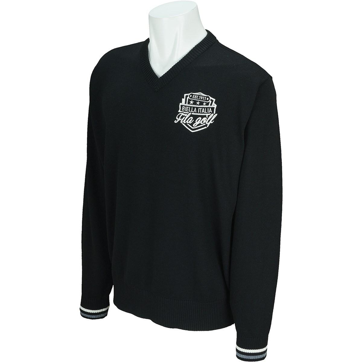 フィラ(FILA) Vネックセーター