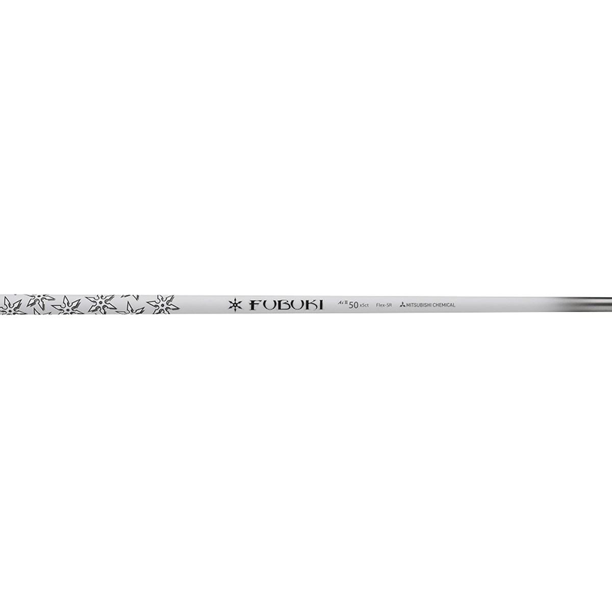 ヤマハ(YAMAHA) RMX 2018年モデル ドライバー用 FUBUKI Ai II 50 スリーブ付きシャフト