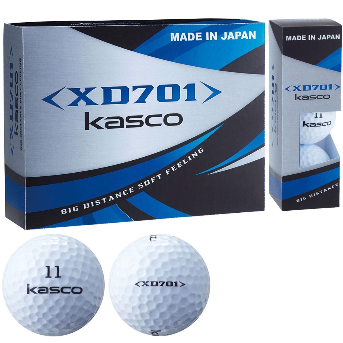 キャスコ(KASCO) XD701 2ピースボール