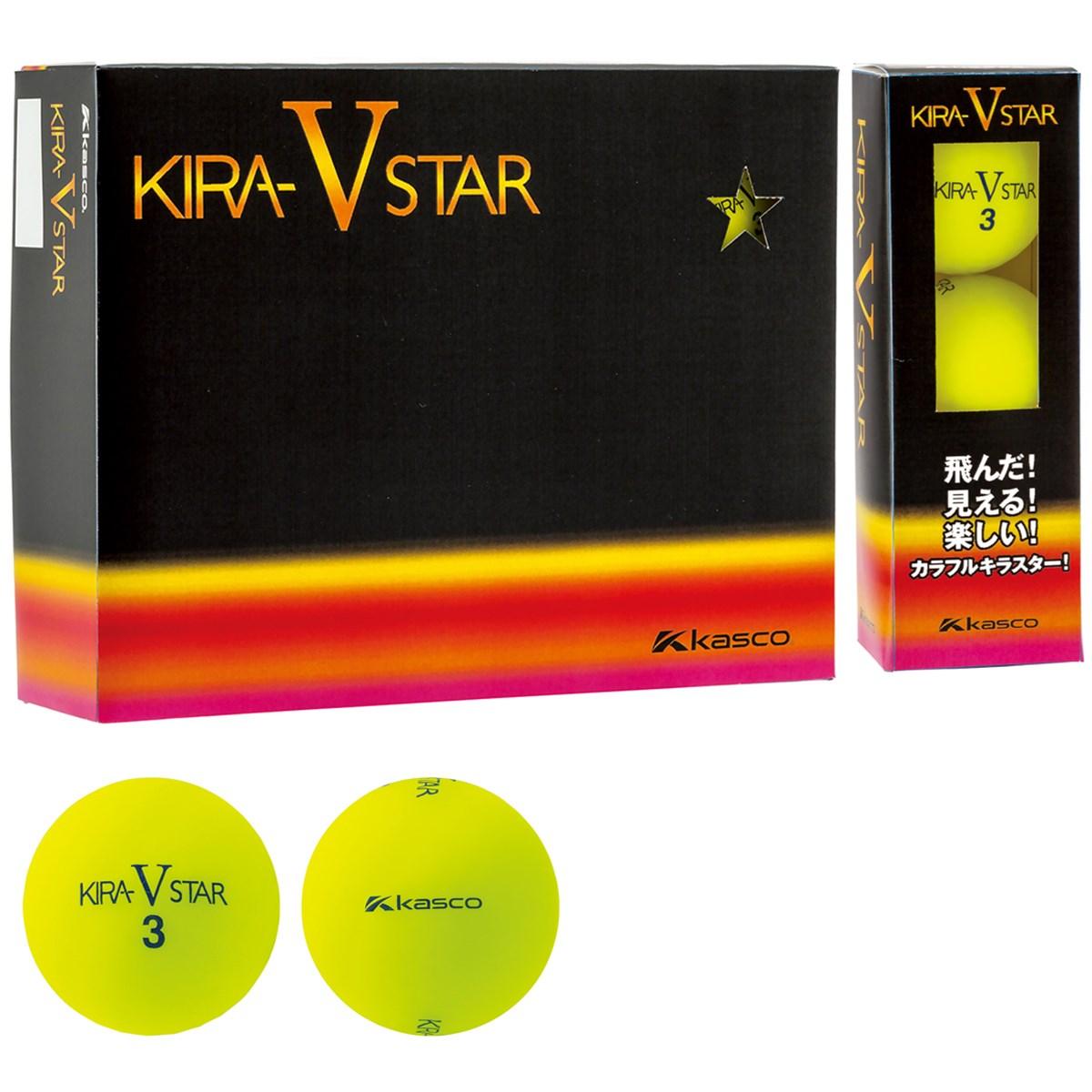 キャスコ(KASCO) KIRASTAR V ボール
