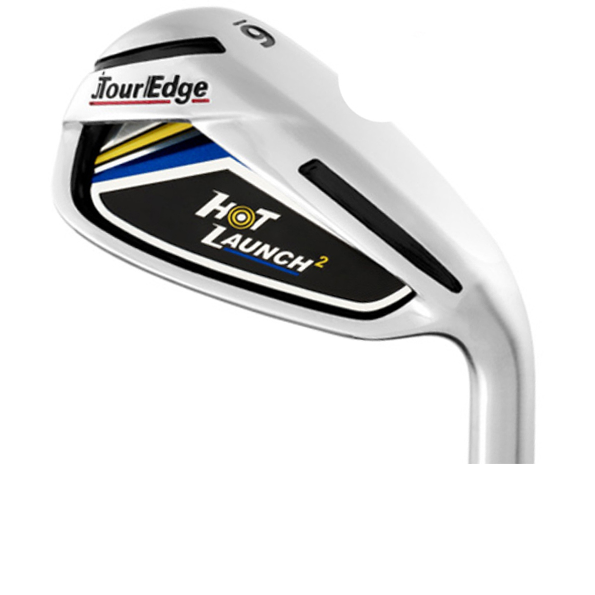 HOT LAUNCH2 アイアン(8本セット) KBS TOUR 90 STEEL