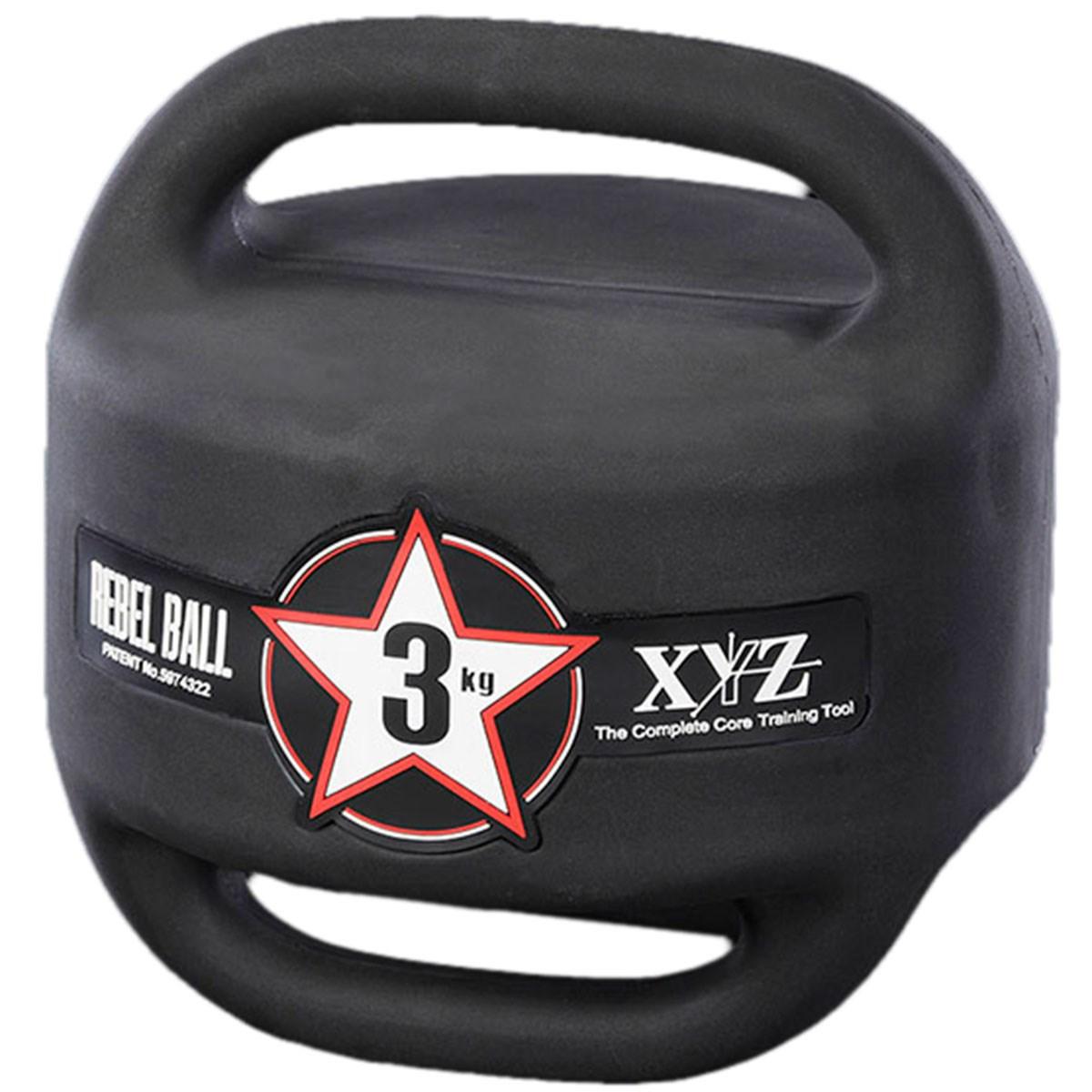 エリートグリップ elite grips XYZ#03レベルボール ブラック