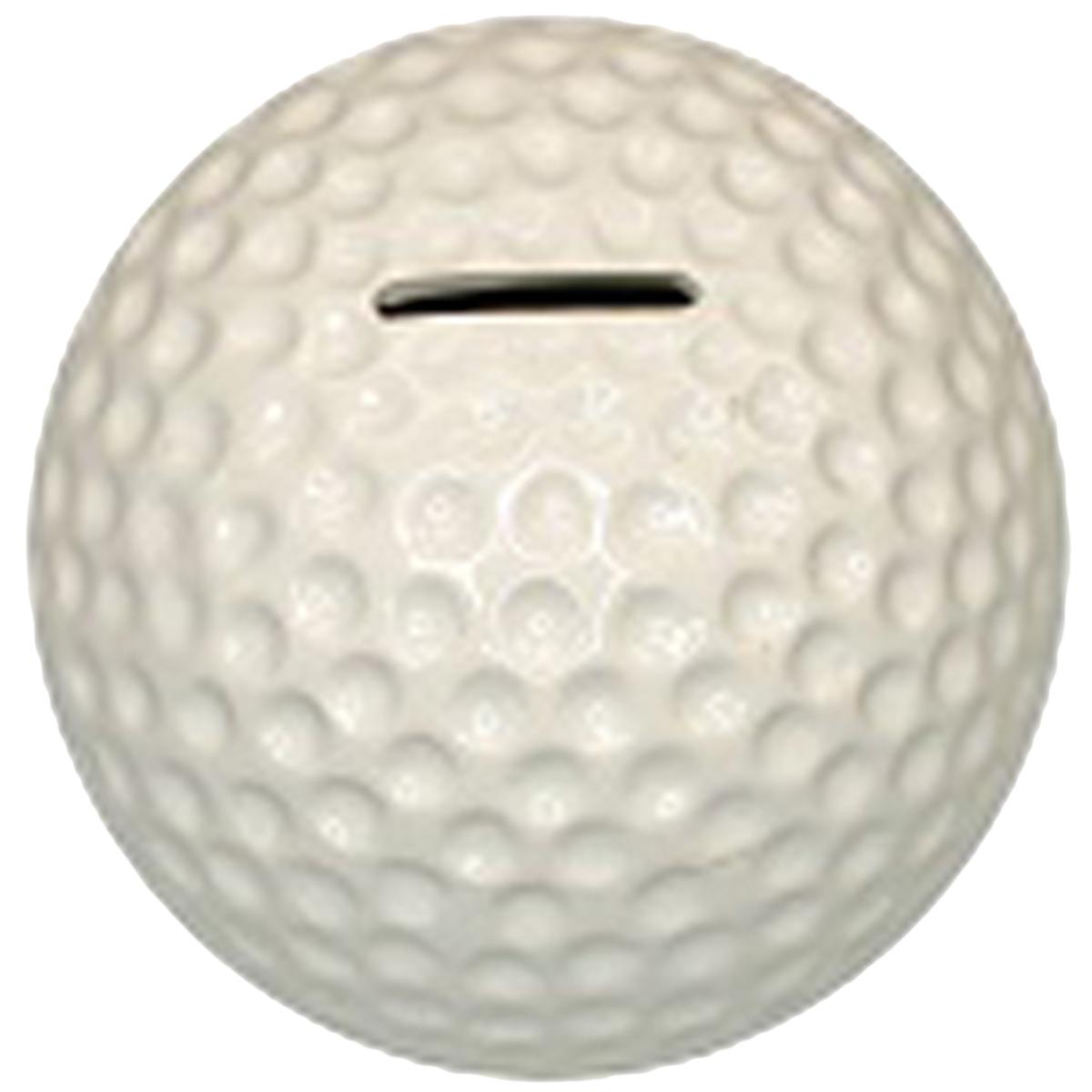 ゴルフボール貯金箱
