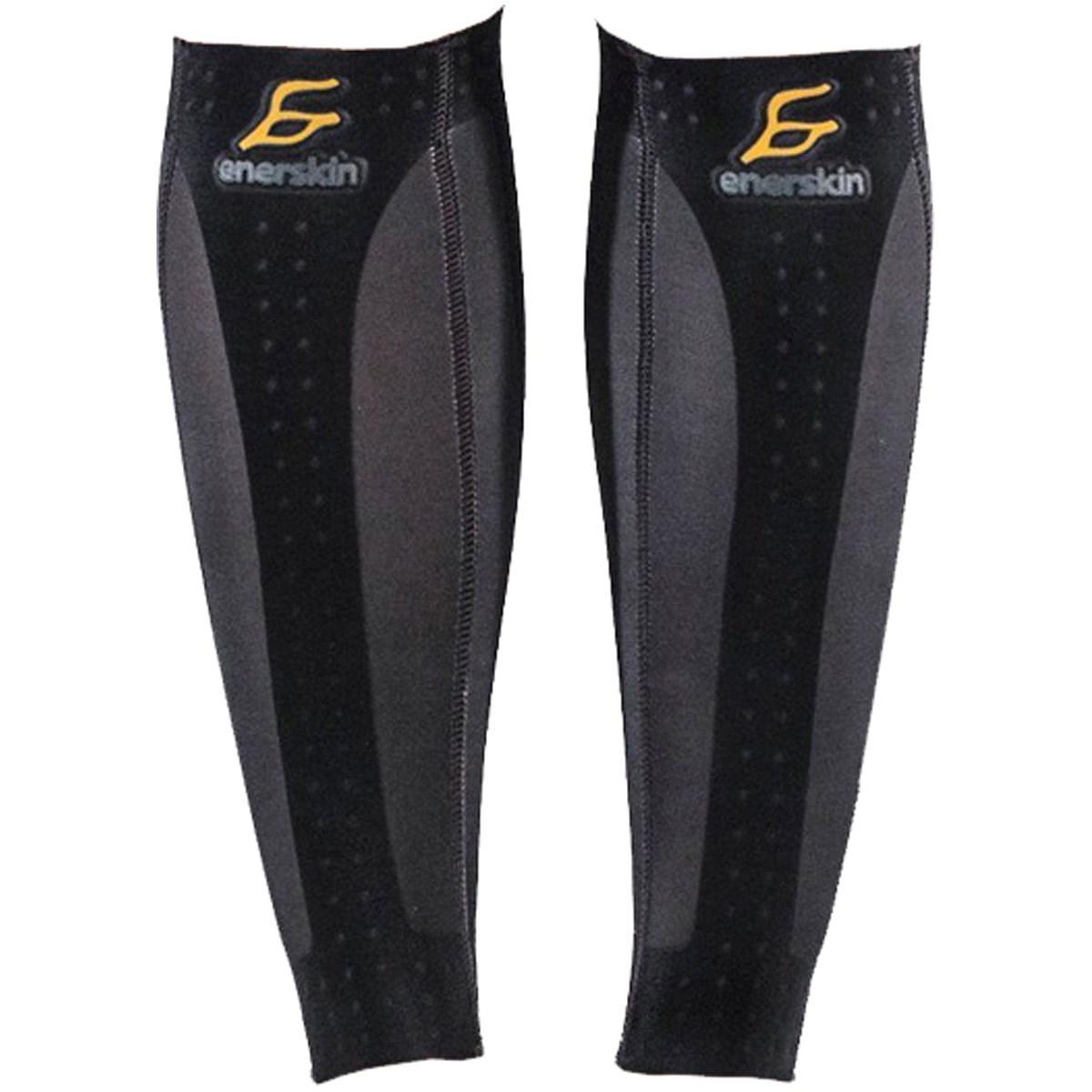 [アウトレット] [75%OFF 在庫限りのお買い得商品] エナスキン E70 プロアスリート向けカーフスリーブ(ふくらはぎ)セット(身長177cm以上) ブラック ゴルフ