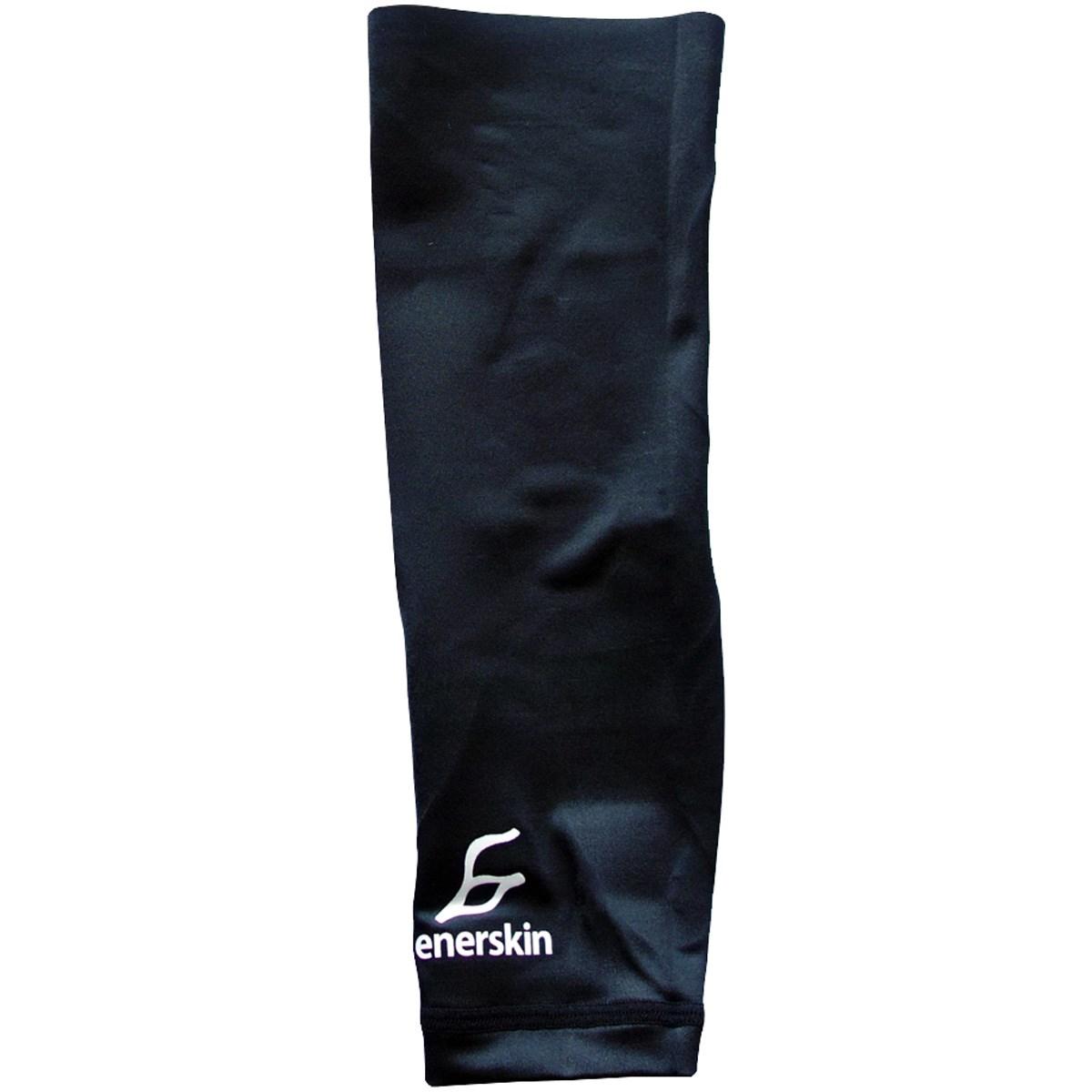 [アウトレット] [在庫限りのお買い得商品] エナスキン E50 一般の方向け エルボースリーブ(ひじ) シングル 左用 ブラック ゴルフ