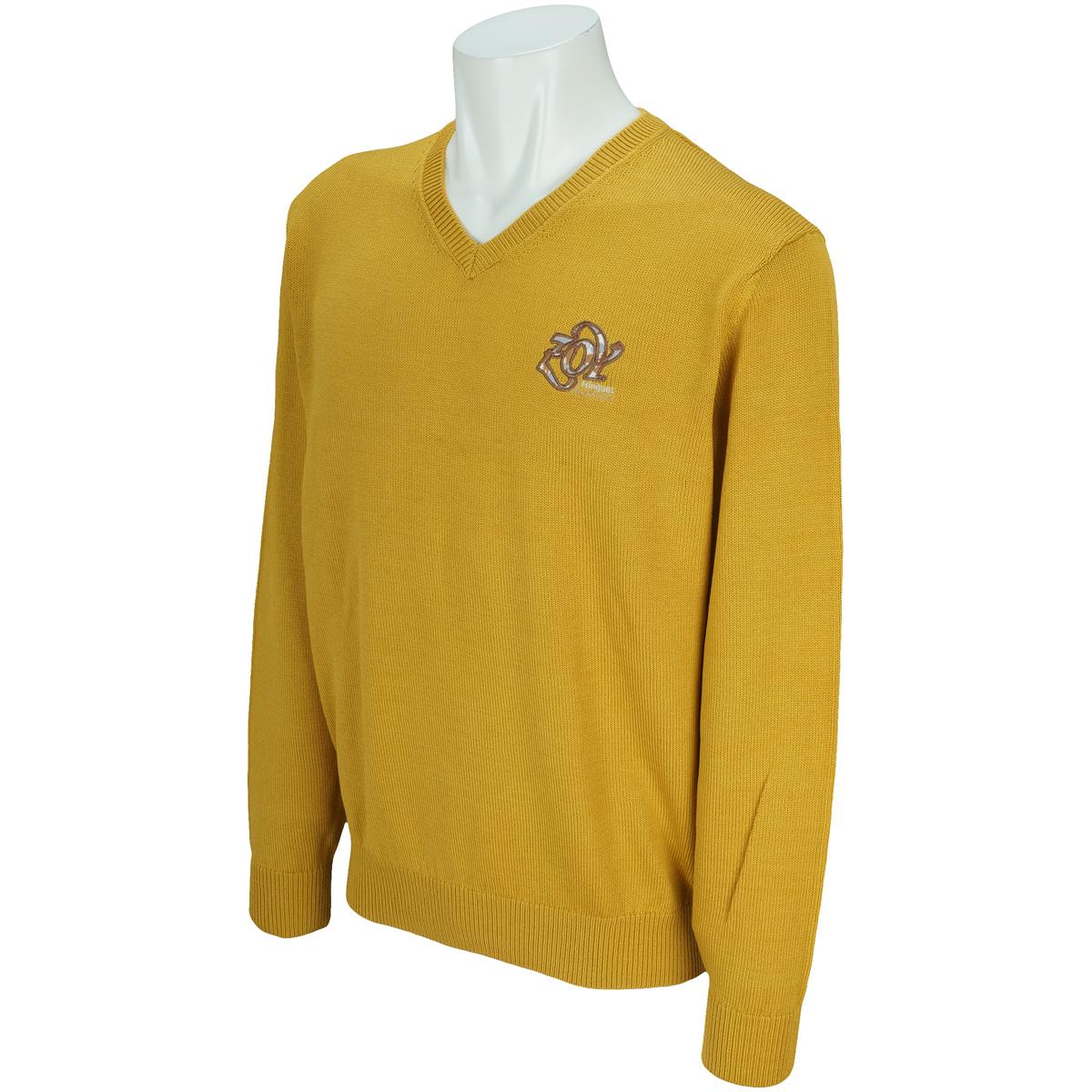 ロゴセーター