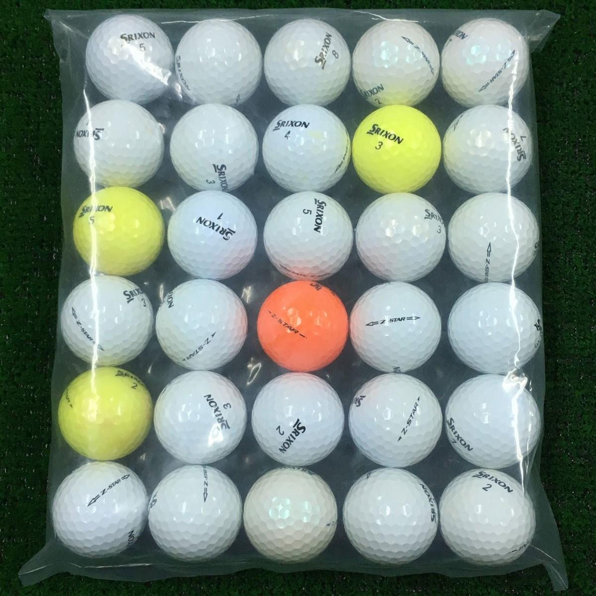 ロストボール Lost Ball Z-STAR系混合 ロストボール 30個セット 30個入り 混合