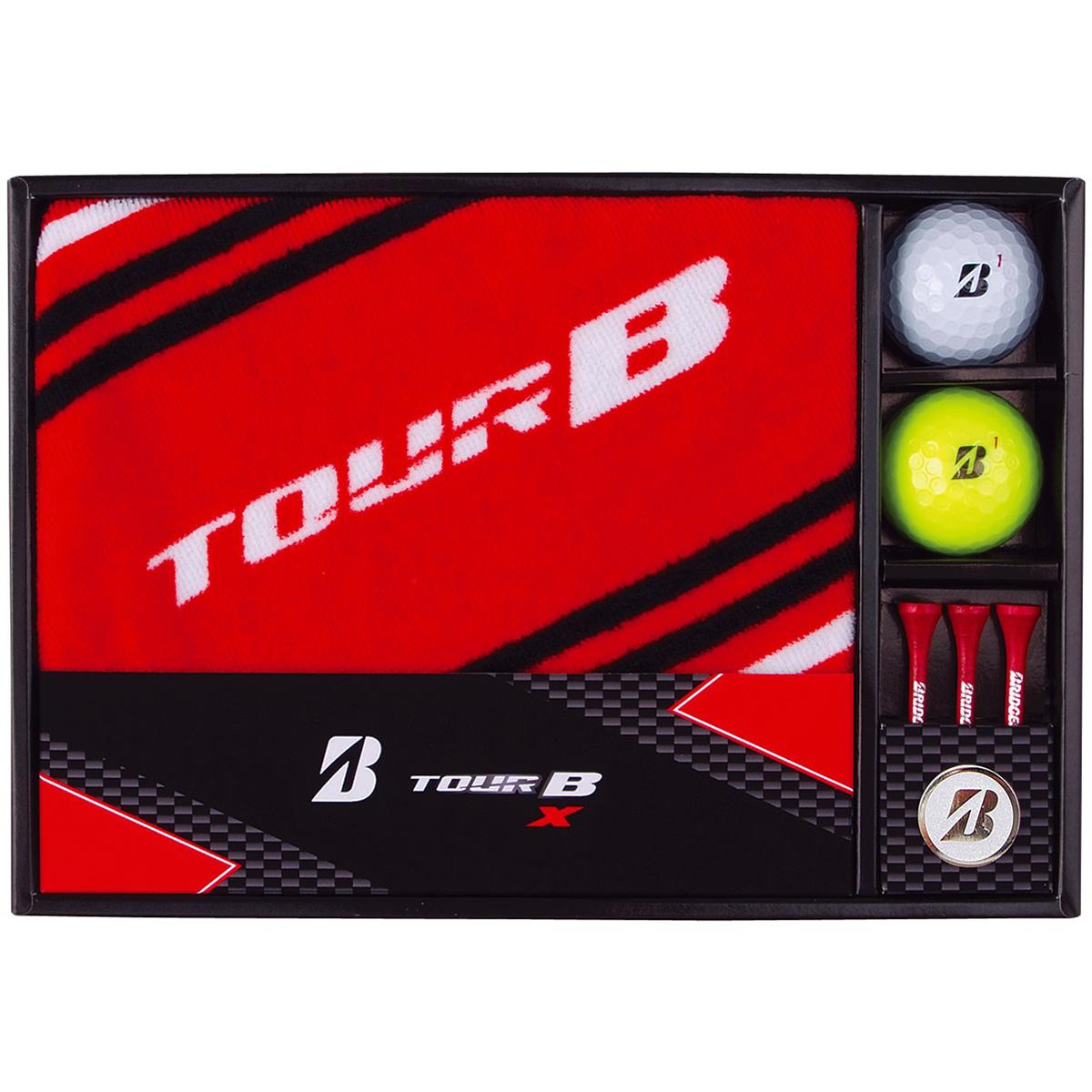 TOURB X ボールギフト