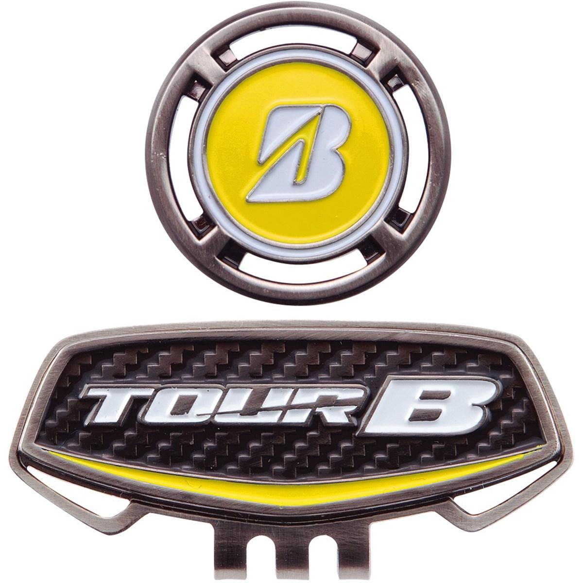 ブリヂストン TOUR B キャップマーカー イエロー