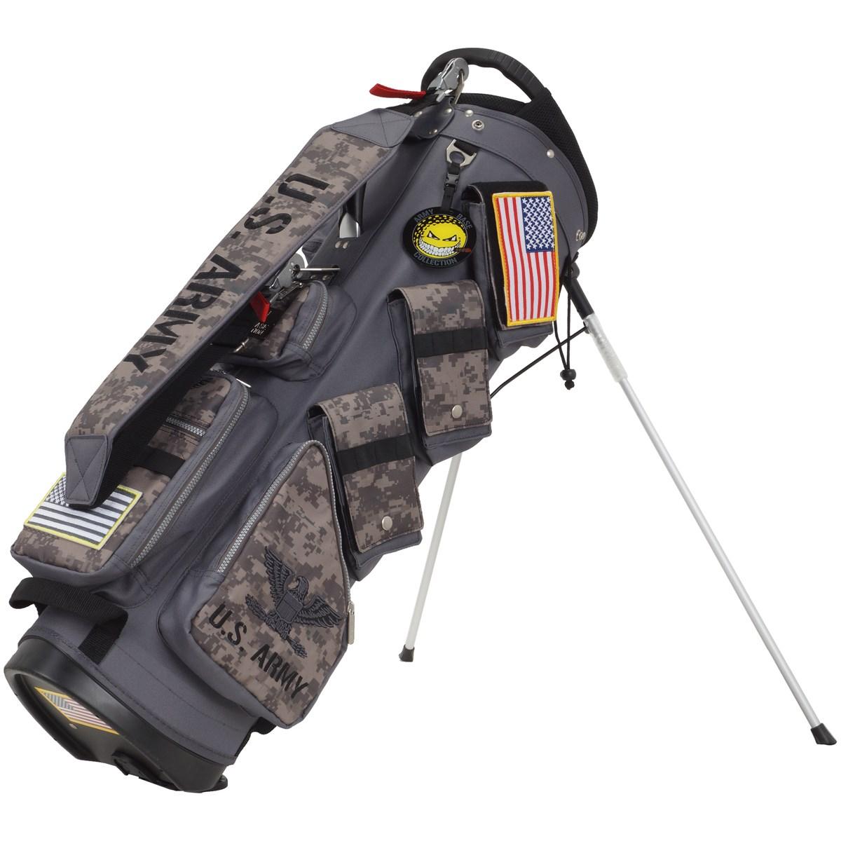 アーミーベースコレクション U.S. ARMY スタンドキャディバッグ