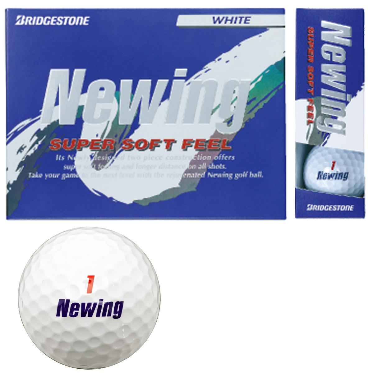 ニューイング SUPER SOFT FEEL ボール