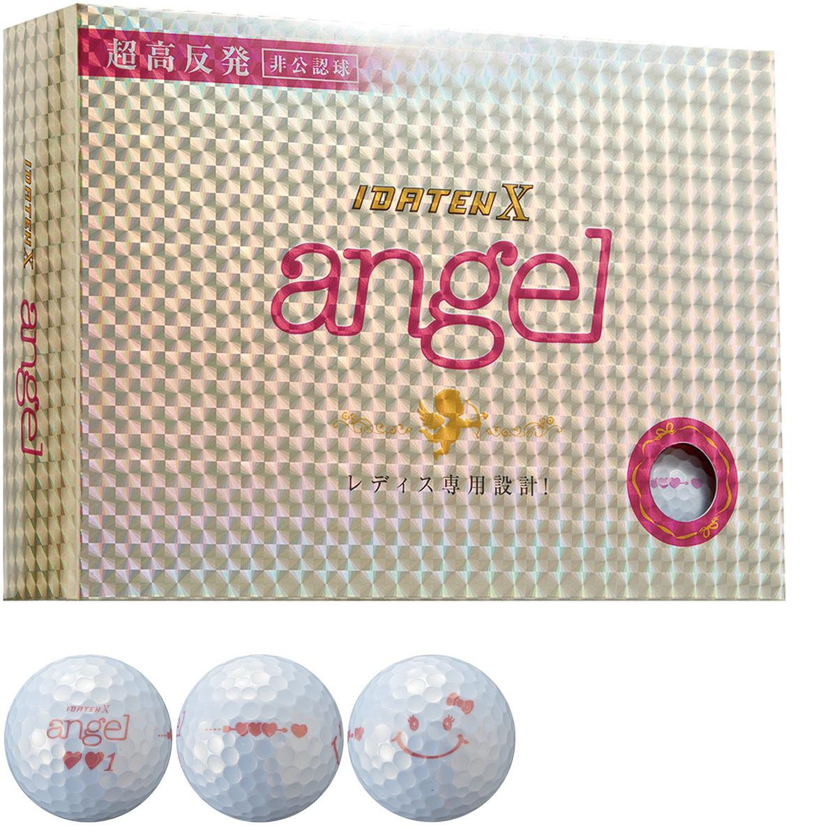 X angel ボール【非公認球】レディス