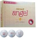 <ゴルフダイジェスト> 韋駄天 X angel ボール ゴルフ画像