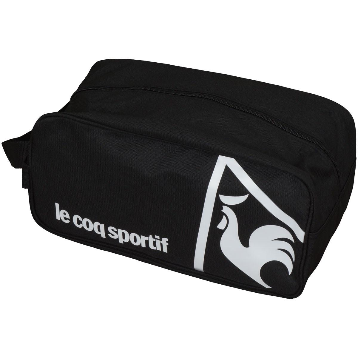 ルコックゴルフ Le coq sportif GOLF シューズケース ブラック
