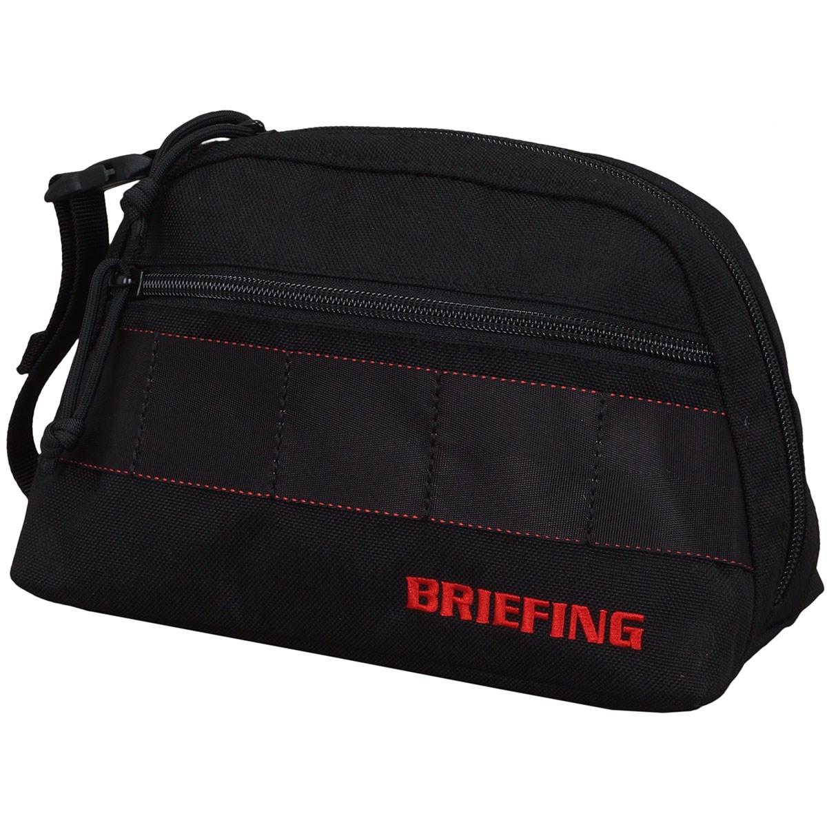 ブリーフィング BRIEFING ポーチ ブラック