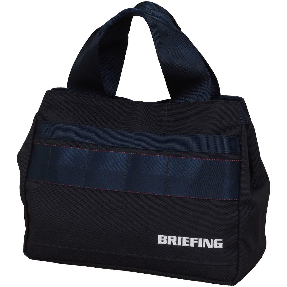 ブリーフィング BRIEFING ミニトートバッグ ネイビー