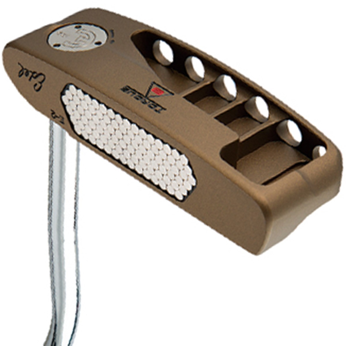 イーデルゴルフ トルクバランスパター E-2 ゴールド