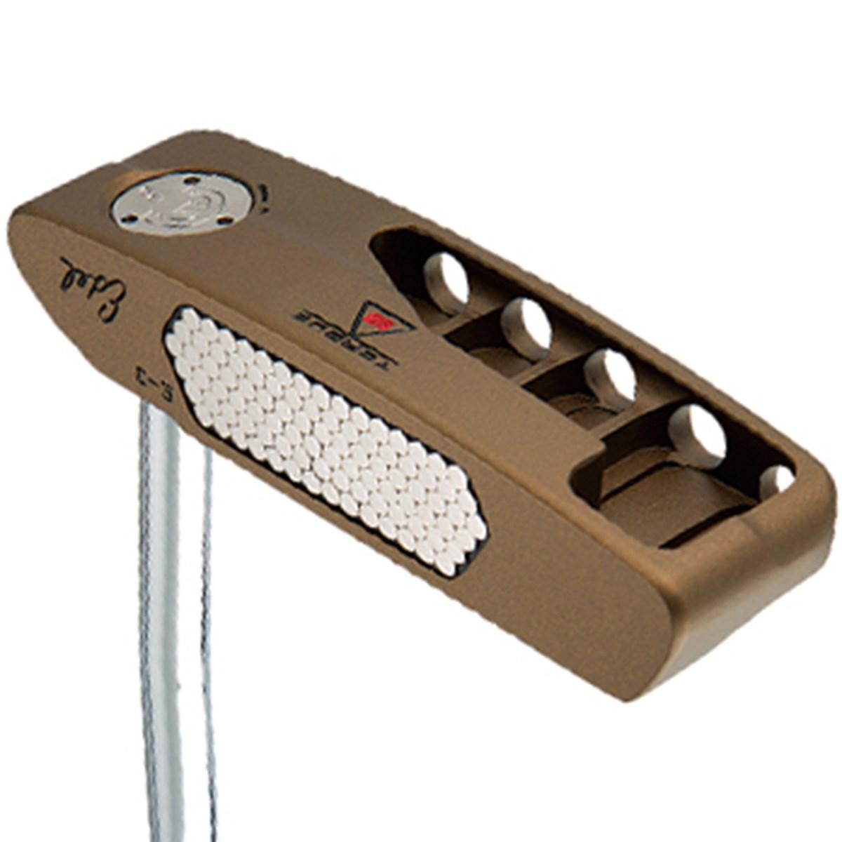 イーデルゴルフ トルクバランスパター E-3 ゴールド