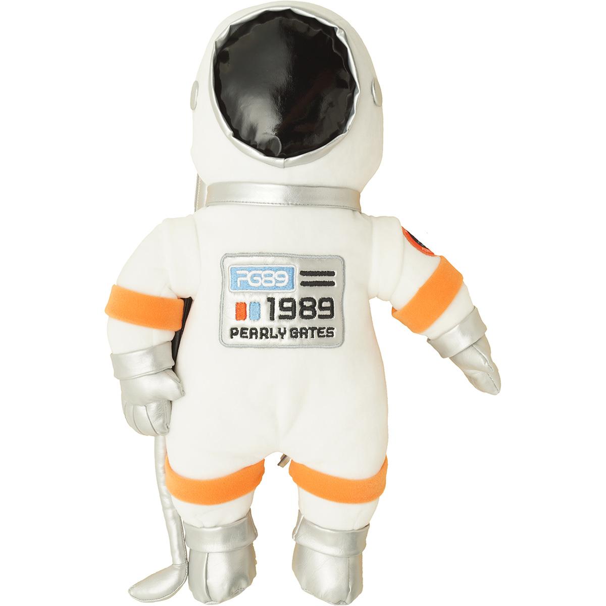 宇宙飛行士ぬいぐるみヘッドカバー FW用
