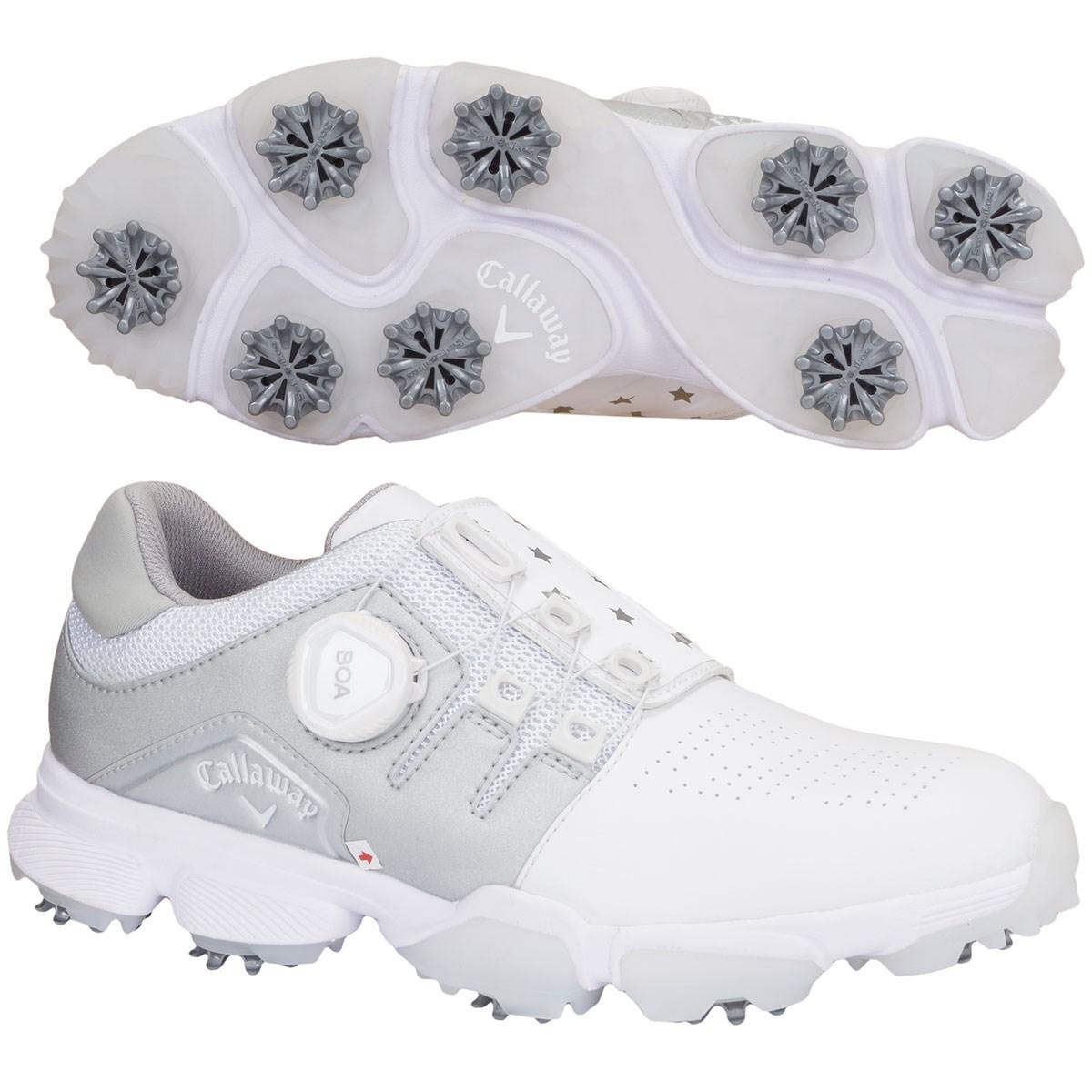 キャロウェイゴルフ(Callaway Golf) HYPERCHEV BOA WM 18 ゴルフシューズレディス