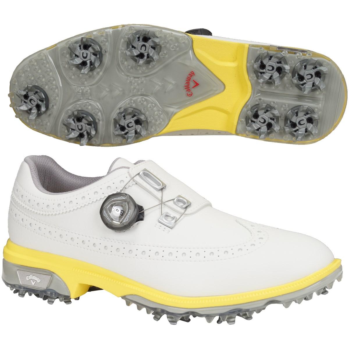 キャロウェイゴルフ(Callaway Golf) TOURPRECISION BOA WM 18 ゴルフシューズレディス