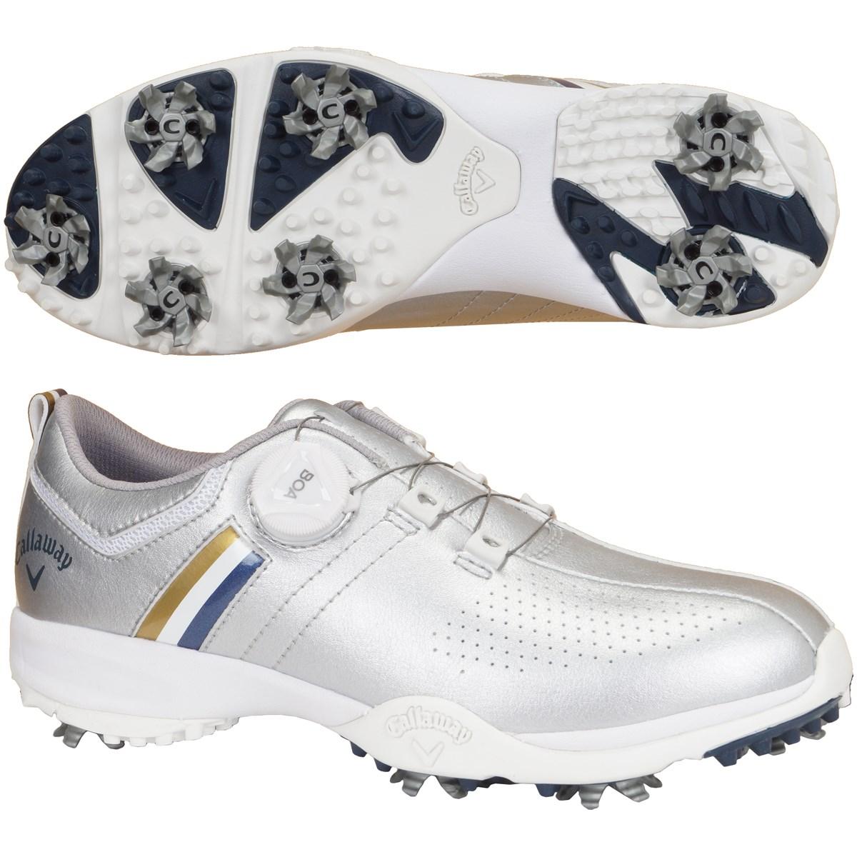 キャロウェイゴルフ(Callaway Golf) AEROSPORT BOA WM 18 ゴルフシューズレディス