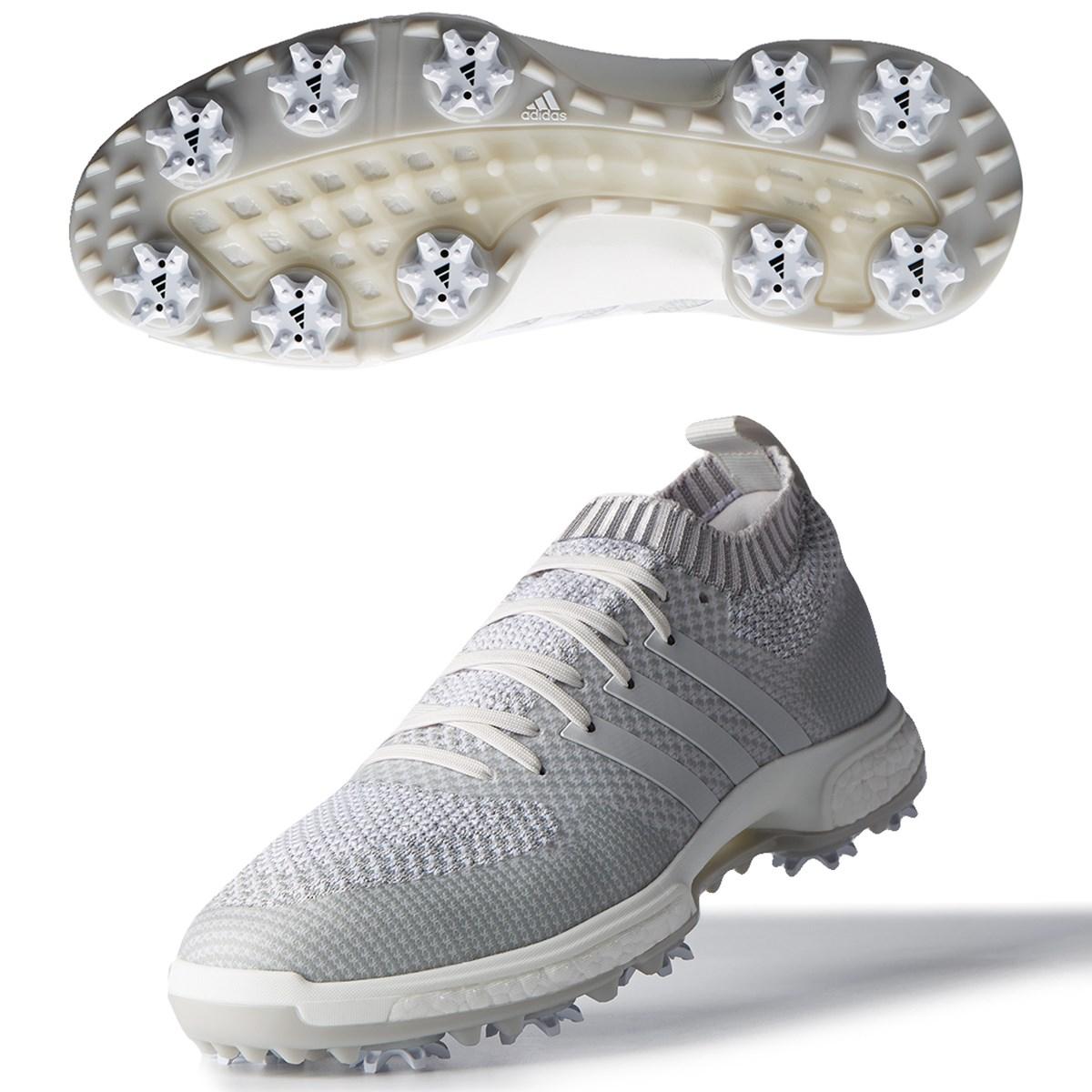 [値下げしました] アディダス adidas ツアー360 ニットシューズ ホワイト/グレーワン/グレートゥー メンズ ゴルフ