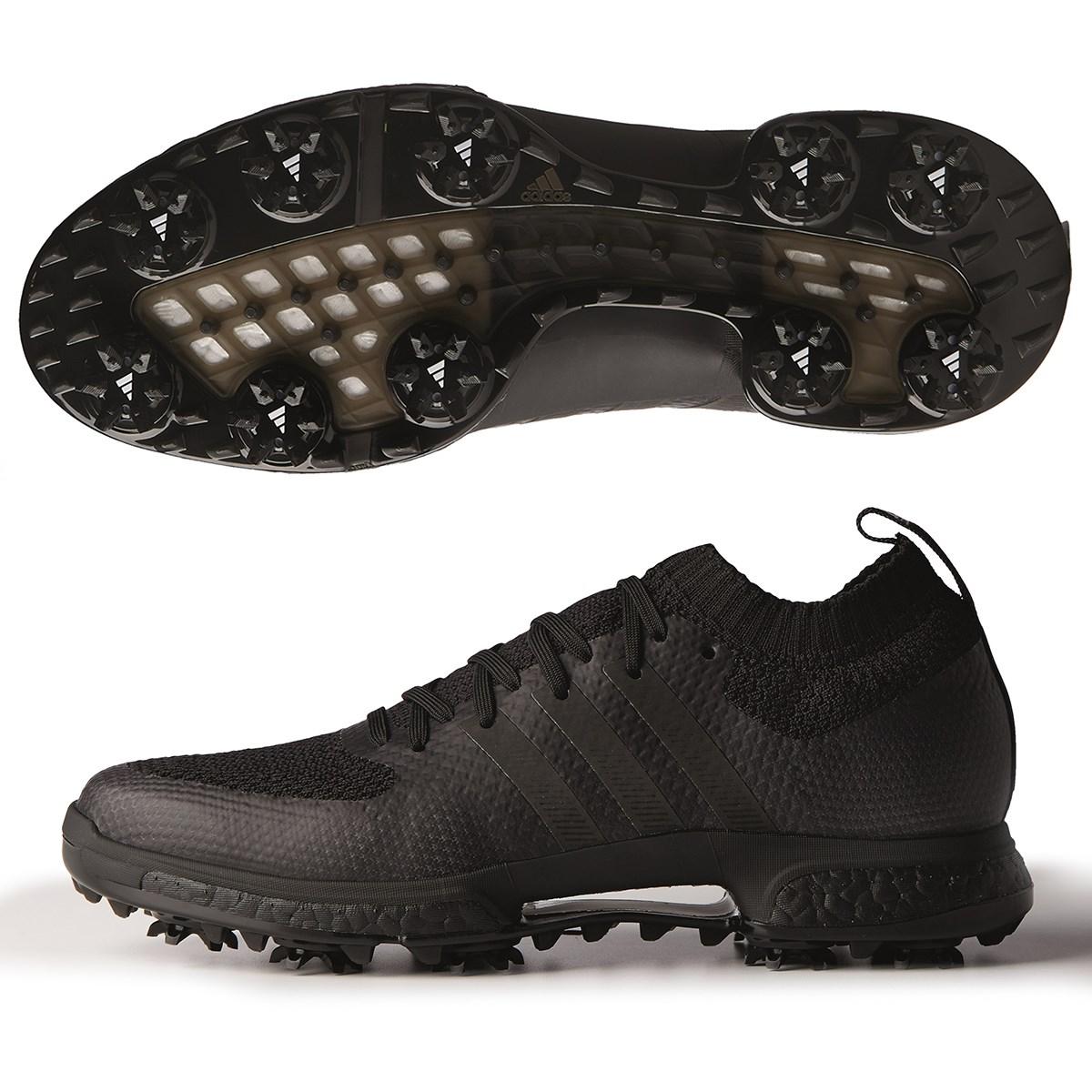 [値下げしました] アディダス adidas ツアー360 ニットシューズ コアブラック/コアブラック/コアブラック メンズ ゴルフ